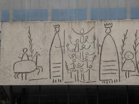 Picasso building