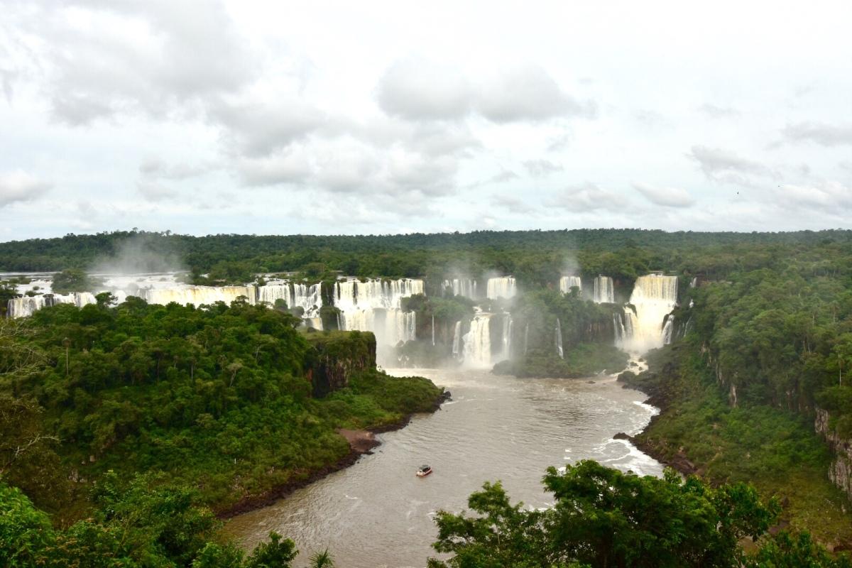 Niagara on Viagra, IguazuFalls